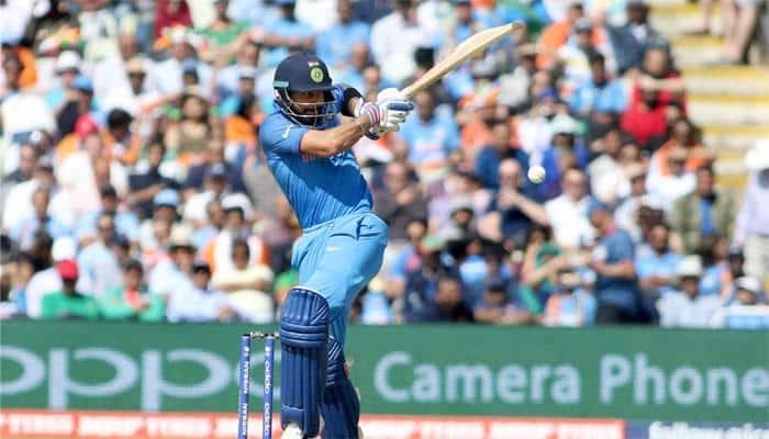 ICC Champions Trophy: Virat Kohli becomes fastest batsman to score 8000 runs in ODIs