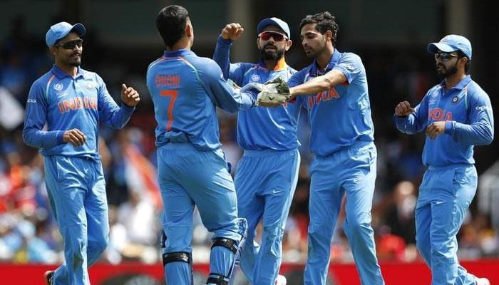 ICC CT 2017: After tense moments in the field, Virat Kohli credits MS Dhoni for game changing move in semi-final