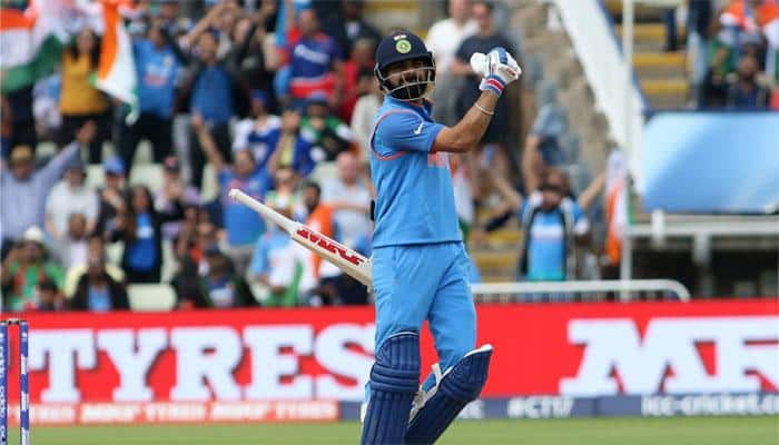 ICC Champions Trophy: My preparation after IPL 2017 is paying off in the tournament, says Virat Kohli