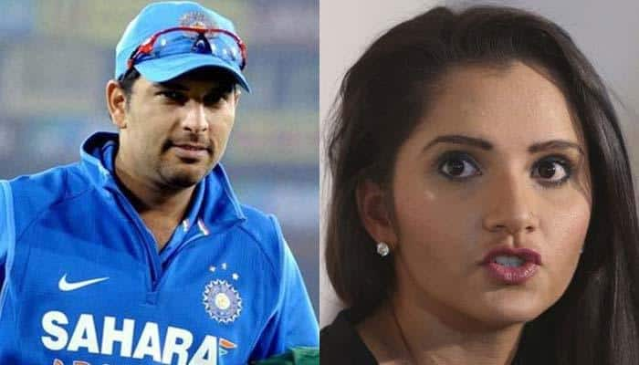 Yuvraj Singh, Sania Mirza engage in hilarious Twitter convo over Yuvi's doppelganger