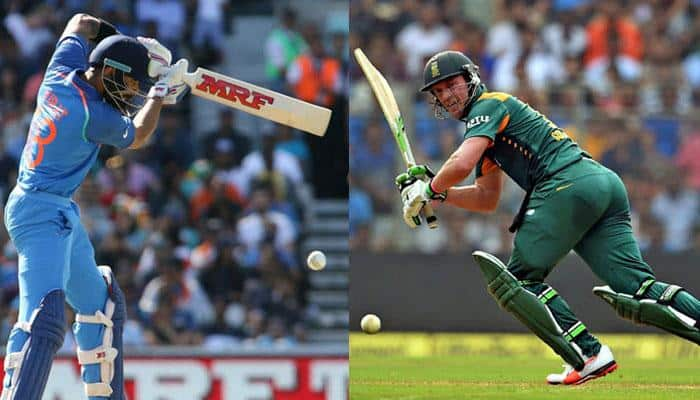 Virat Kohli is the most outstanding cricketer in the world: AB de Villiers