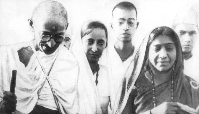 Mahatma Gandhi's Sabarmati Ashram was set up on this day 100 yrs ago