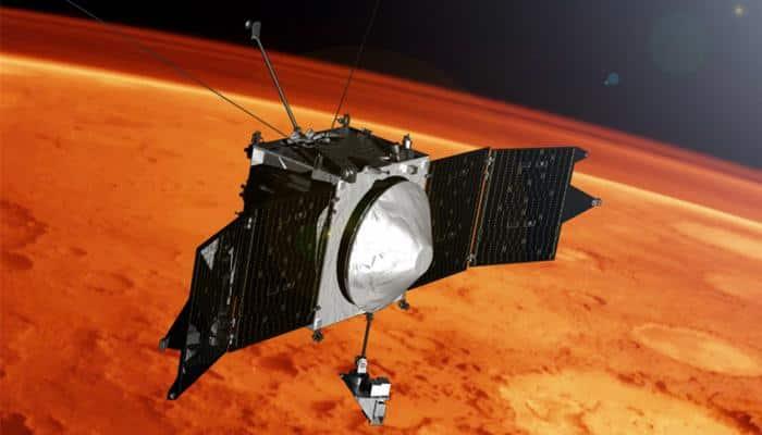 NASA's MAVEN reveals how Sun stripped Mars' atmosphere