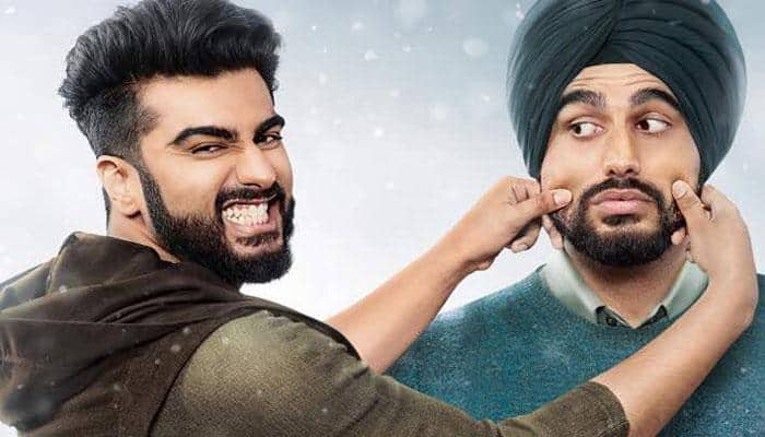 Mubarakan: Real life chacha Anil Kapoor strikes a pose with bhatija Arjun Kapoor and family for a selfie