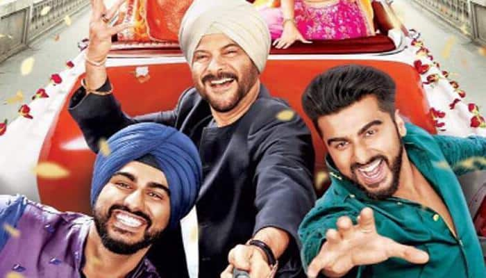Mubarakan: There was an emotional professionalism, says Anil Kapoor on working with Arjun