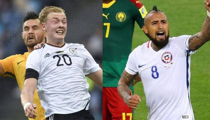 Confederations Cup 2017: Heavyweights Germany, Chile go head to head
