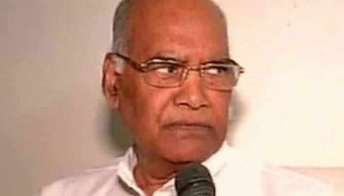 Cracks in Opposition as support grows for BJP's presidential pick Ram Nath Kovind; all eyes on 17-party meet on Thursday
