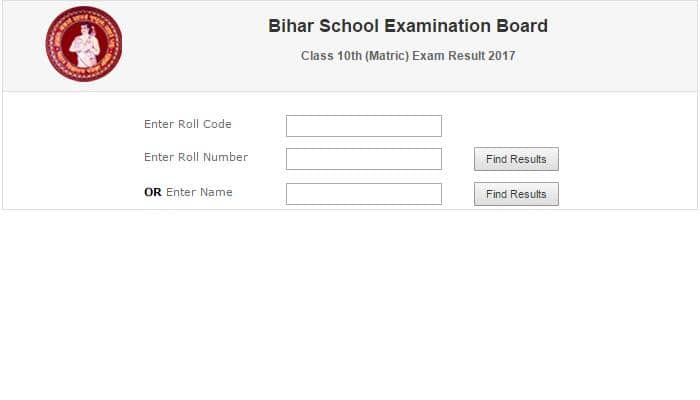 Bihar Board 10th result 2017: BSEB 10th result 2017/Matric result 2017 declared, check biharboard.ac.in; overall pass percentage is 50.12