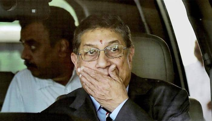 N Srinivasan set to represent Tamil Nadu at BCCI special general meeting