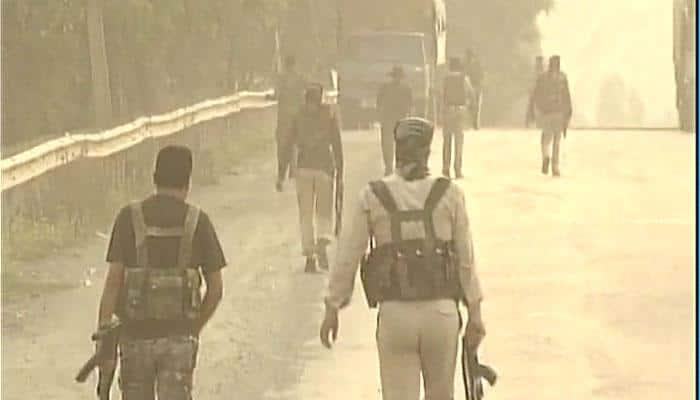 Gunfight underway in Srinagar between security forces, militants