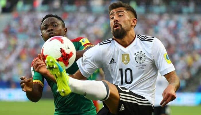 Confederations Cup: Germany ease into semifinals with win over Cameroon
