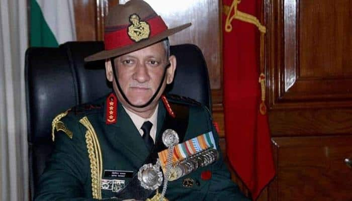 Sino-India border standoff: Army Chief General Bipin Rawat to visit Sikkim on Thursday