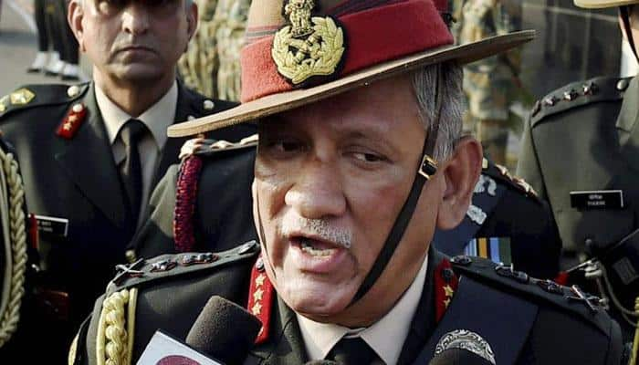 Amid border stand-off with China, Army Chief Bipin Rawat to visit Sikkim today
