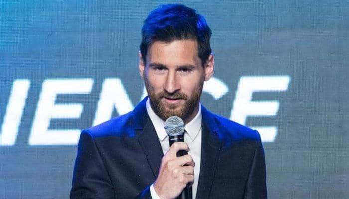 Football, showbiz stars gather for Lionel Messi's wedding bash