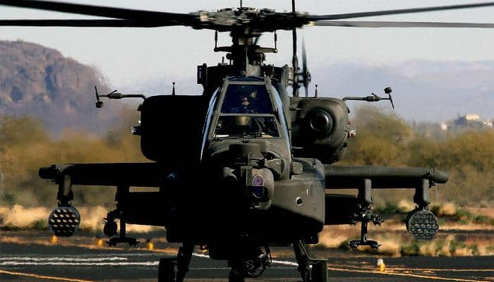 India to buy 22 Apache helicopters from US – dubbed world's most lethal attacking machines - 10 things