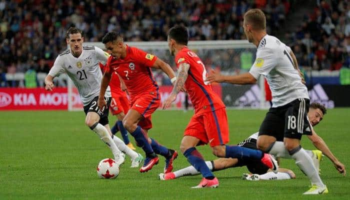 FIFA Confederations Cup final: Germany vs Chile – Live Streaming, TV Listing, Date, Time, Venue