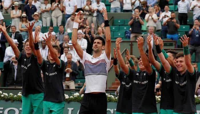 Novak Djokovic, Karolina Pliskova clinch Eastbourne tennis titles