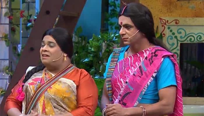 'The Kapil Sharma Show' team member Kiku Sharda's tweet upsets Sunil Grover, Ali Asgar?