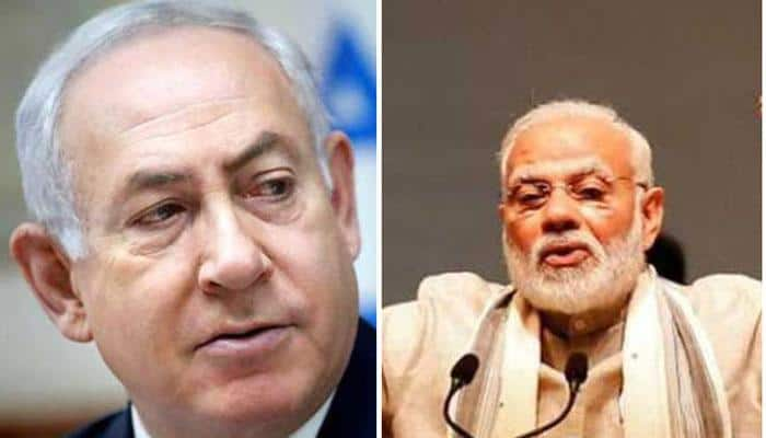 PM Modi, Netanhayu to honour fallen Indian soldiers at Haifa Cemetery
