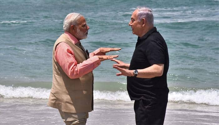 How India-Israel bilateral trade relations have shaped up in the last two decades