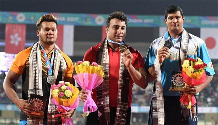 Asian Athletics Championships: India win two gold in haul of seven medals on Day 1