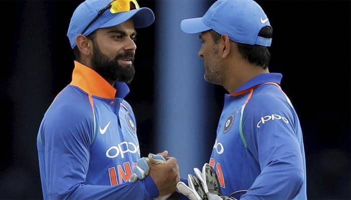 WI vs IND: Skipper Virat Kohli extends unwavering support to MS Dhoni