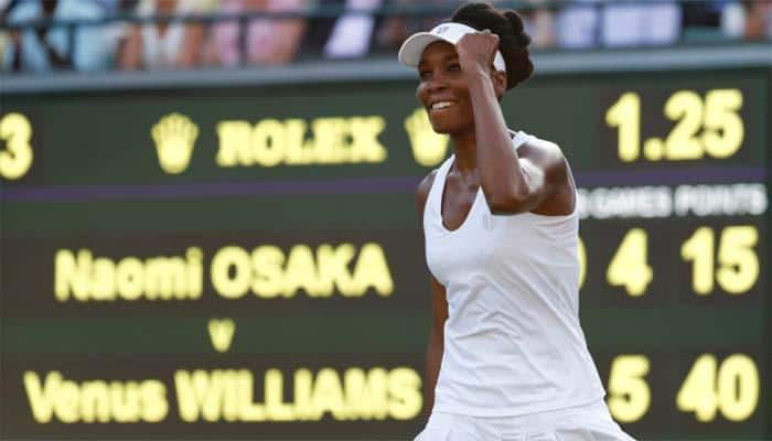 Wimbledon 2017: Venus Williams wins the generation game against exciting Naomi Osaka to reach last 16