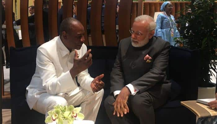 G20: PM highlights India's development partnership with Africa