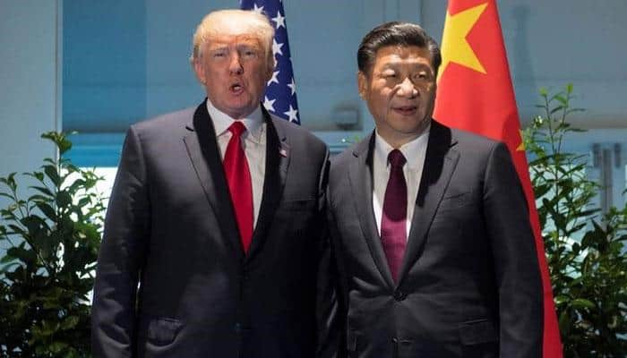 Donald Trump keeps it friendly with Xi Jinping at G20 on North Korea threat