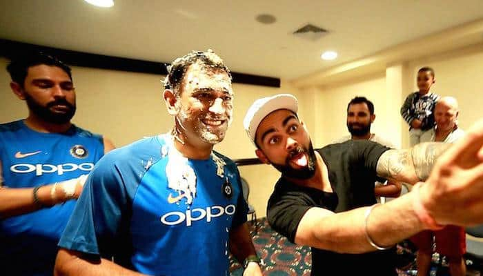 Weekly sports round-up, July 3 to 9: From Dhoni's extended birthday bash to Federer's record win at Wimbledon