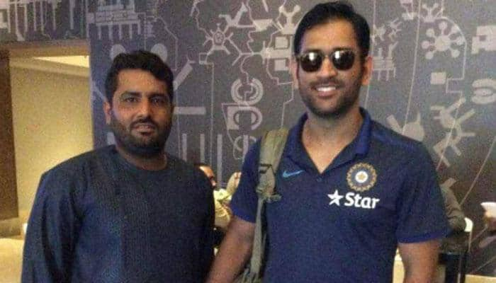 Suspended by ICC, Mohammad Shahzad couldn't miss wishing his 'Mahi Bhai' MS Dhoni a happy birthday