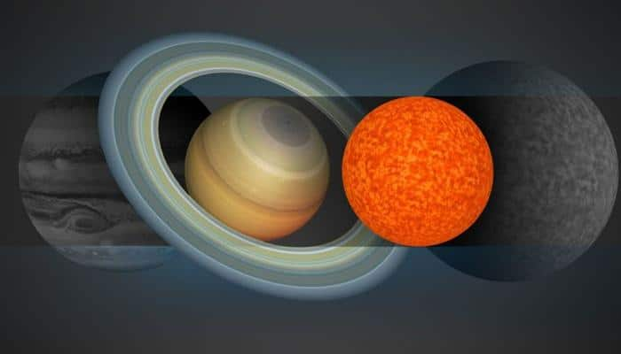 Discovered - Smallest star ever known in Universe, and it's slightly larger than Saturn