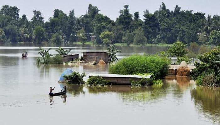 Assam flood situation critical, toll rises to 49; over 17 lakh hit