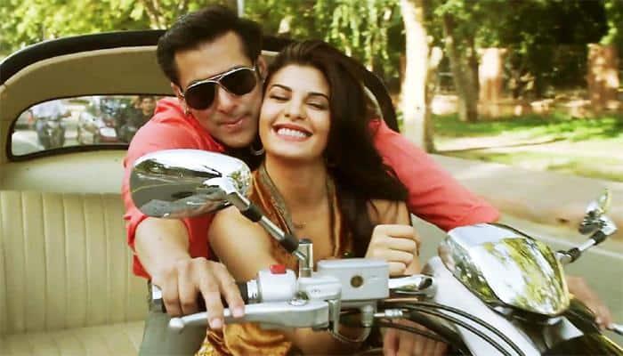 Jacqueline Fernandez, Salman Khan team up for Remo D'Souza's next