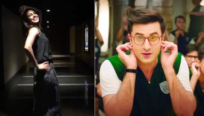 Priyanka Chopra misses desi thumkas, starts dancing on Ranbir Kapoor's 'Galti Se Mistake' song! WATCH video
