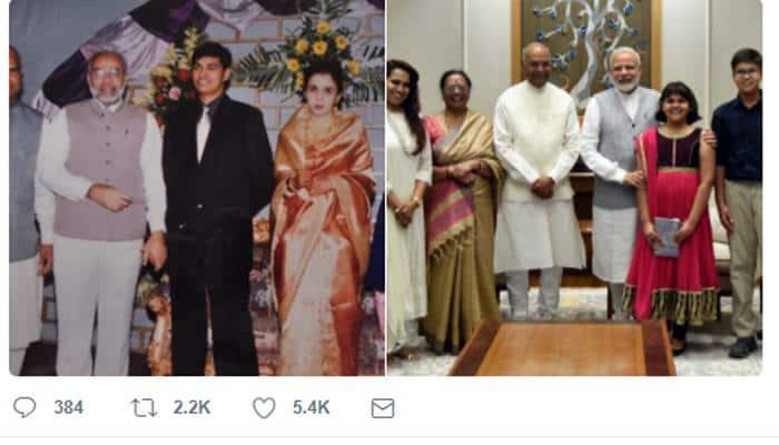 'Privilege to know you': PM Narendra Modi Tweets to Ram Nath Kovind