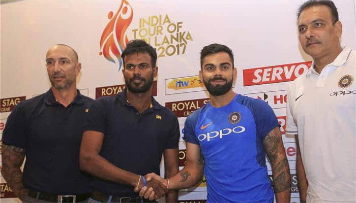 India's tour of Sri Lanka: Complete list of schedule, fixtures, timings, squads and venue