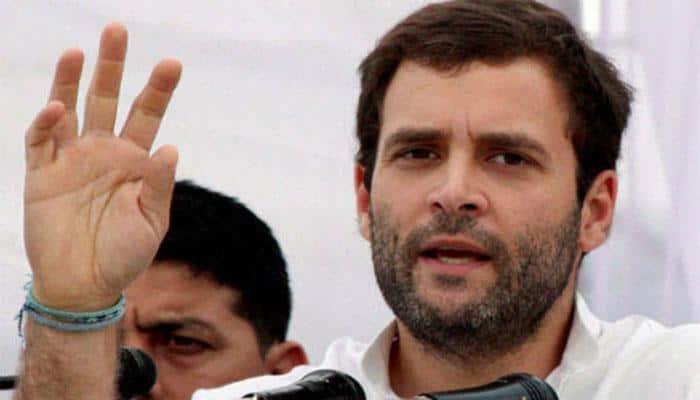 Rahul Gandhi refutes Farooq Abdullah's assertion on third party intervention to resolve Kashmir issue
