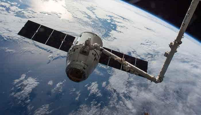 Now, navigate through International Space Station on Google Maps