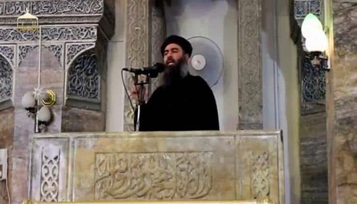 James Mattis says he believes Islamic State chief Abu Bakr al-Baghdadi is alive