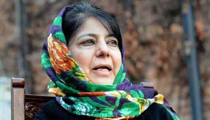 Kashmir would become Syria, Iraq if America intervenes: Mehbooba Mufti on third party intervention