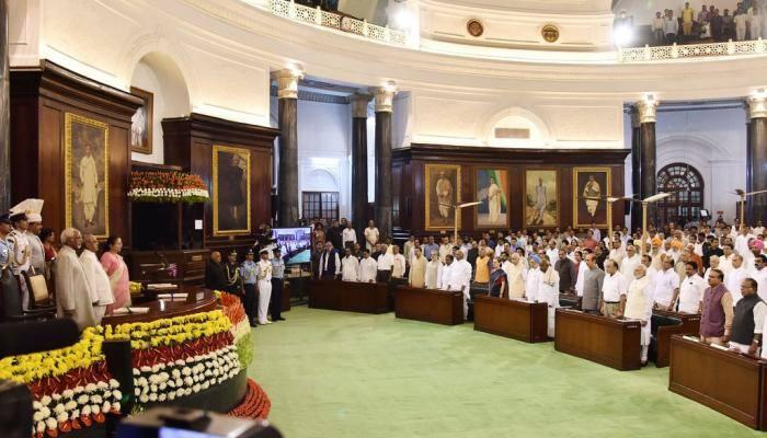Bonhomie marks farewell function for President Pranab Mukherjee