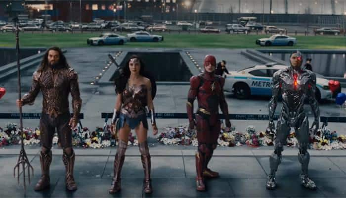 'Justice League' Comic-Con sneak peek hints at comeback of Superman! - Watch