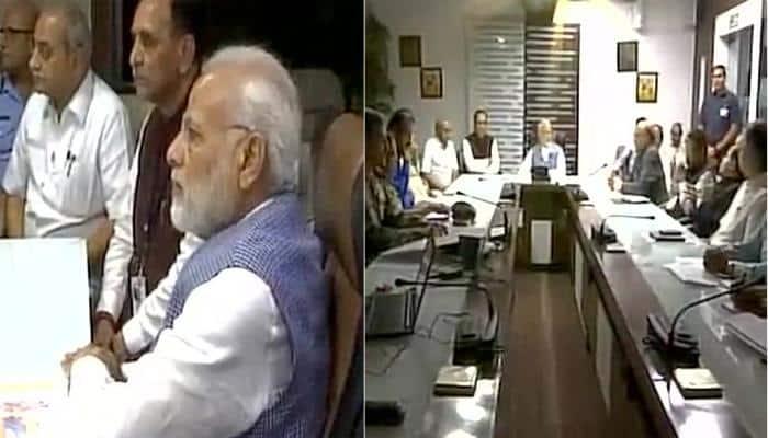 Gujarat floods: PM Narendra Modi holds high-level meet, reviews situation