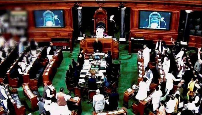 Lok Sabha proceedings disrupted over political development in Bihar