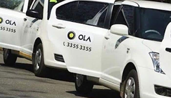 Zomato shares a ride with Ola