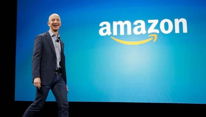 Amazon`s Jeff Bezos becomes world`s richest person, replaces Bill Gates