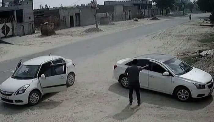 Punjab shocker! Rice-sheller owner shot dead in broad daylight in Faridkot – Watch CCTV footage