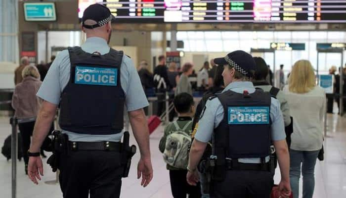 Australia ramps up airport security after alleged plane bomb plot