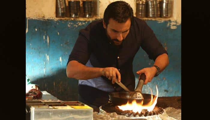 Mumbai is really cinematic: Saif Ali Khan